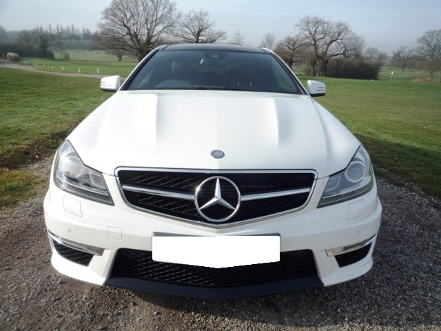 2014 Mercedes C63 AMG Coupe For Sale (picture 2 of 6)