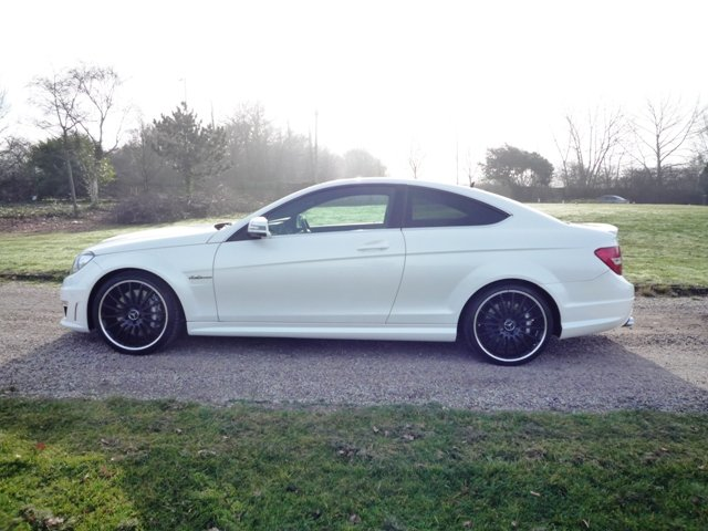 2014 Mercedes C63 AMG Coupe For Sale (picture 3 of 6)
