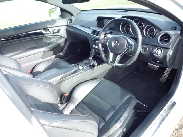2014 Mercedes C63 AMG Coupe For Sale (picture 5 of 6)