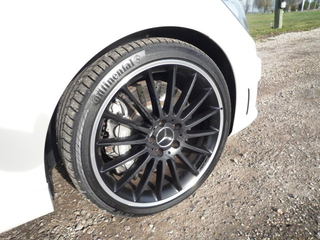 2014 Mercedes C63 AMG Coupe For Sale (picture 6 of 6)