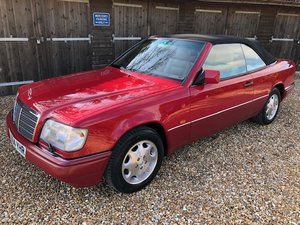 1994 Mercedes E220 Cabriolet ( 124-series ) For Sale