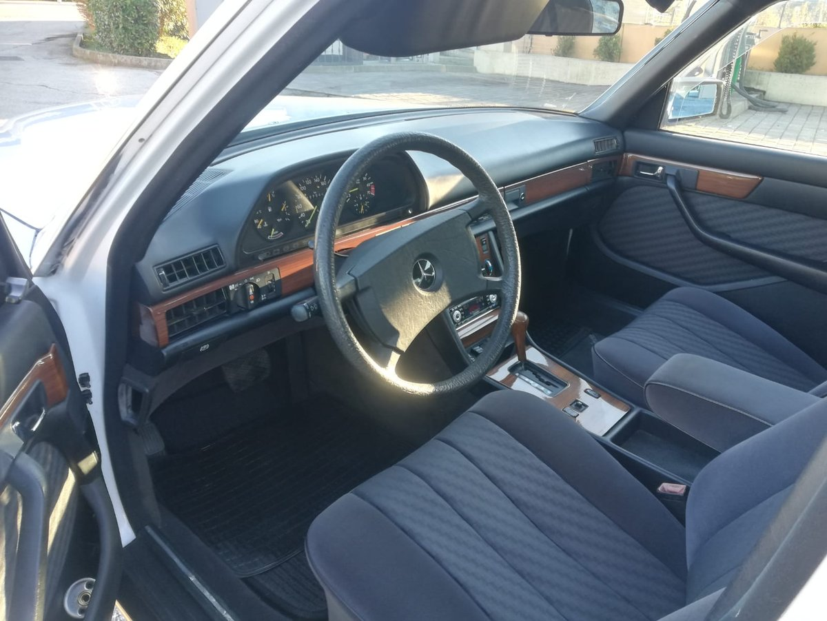 1986 Mercedes Benz 300 Se w126 For Sale (picture 5 of 6)
