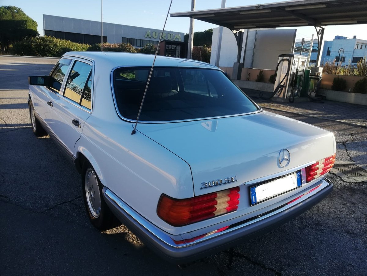 1986 Mercedes Benz 300 Se w126 For Sale (picture 6 of 6)