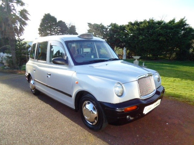London Taxi TX2  2002 For Sale (picture 1 of 6)