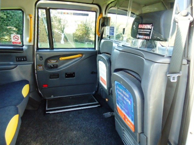 London Taxi TX2  2002 For Sale (picture 6 of 6)