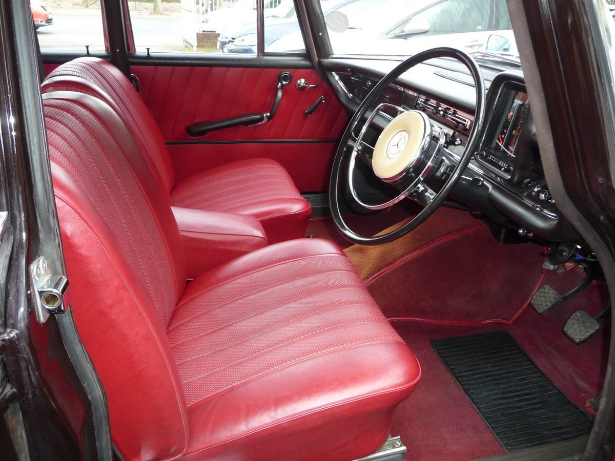 1965 MERCEDES 190 FINTAIL GENUINE 34,000 MILES  For Sale (picture 3 of 6)