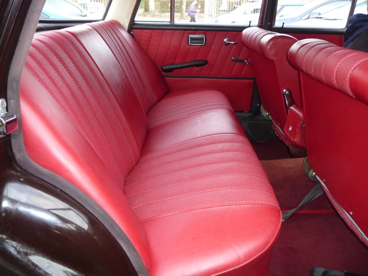 1965 MERCEDES 190 FINTAIL GENUINE 34,000 MILES  For Sale (picture 4 of 6)
