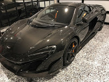 2018 Mc laren 675lt Spider Carbon Edition - Rare 1 of 25 made RHD