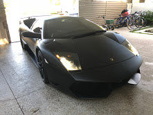 2018 Lamborghini Murciliargo SV = Matt Black stunning Rare RHD For Sale (picture 1 of 6)