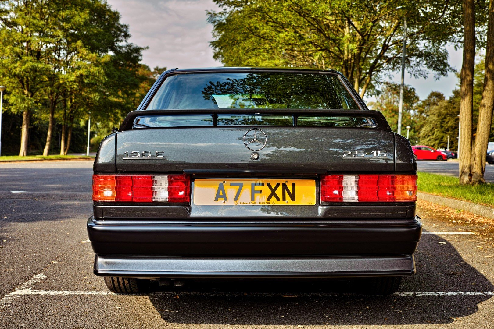 1990 Mercedes 190E 2.5-16 Stunning One Off Example SOLD (picture 5 of 6)