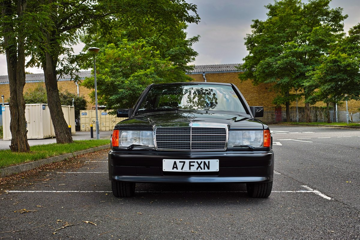1990 Mercedes 190E 2.5-16 Stunning One Off Example SOLD (picture 6 of 6)