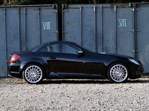 2006 Mercedes-Benz SLK55 AMG SOLD