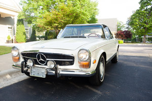 1971 Mercedes 280 SL Survivor For Sale