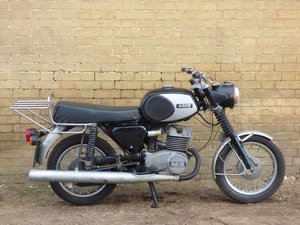 c1975 MZ TS 250cc SOLD