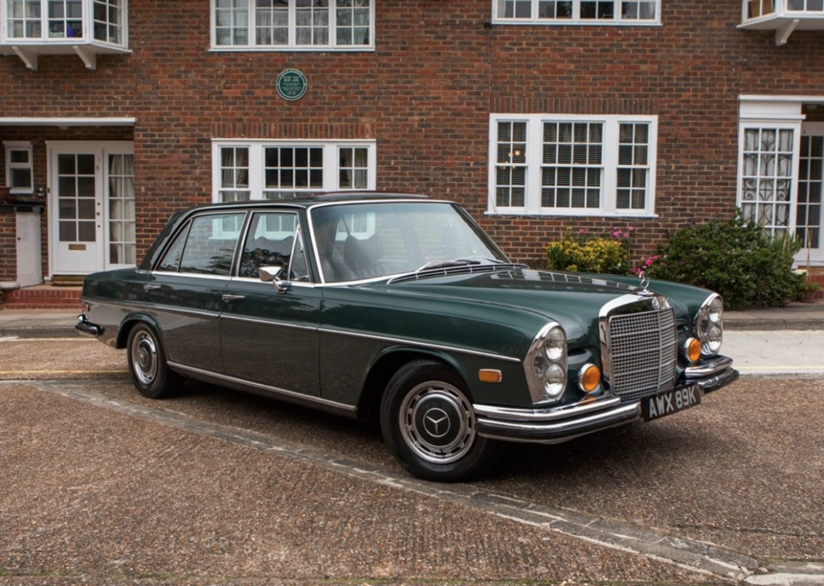 1973 1972 Mercedes-Benz 280 SEL 4.5L (W108) For Sale (picture 1 of 6)