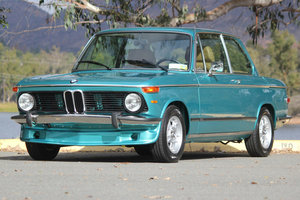 1974  BMW 2002 Coupe = Fresh Restored Go Green(~)Tan $45.5k  For Sale