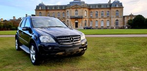 2006 LHD MERCEDES ML280 CDI AMG, DIESEL,LEFT HAND DRIVE For Sale