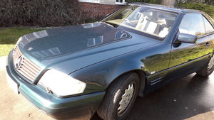 1997 Mercedes SL320 For Sale