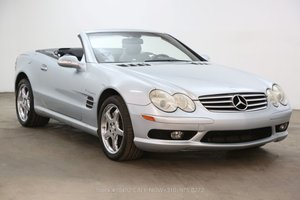 2003 Mercedes-Benz SL 55 AMG For Sale