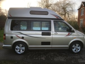 2006 Volkswagen T5 Autosleeper Trident For Sale