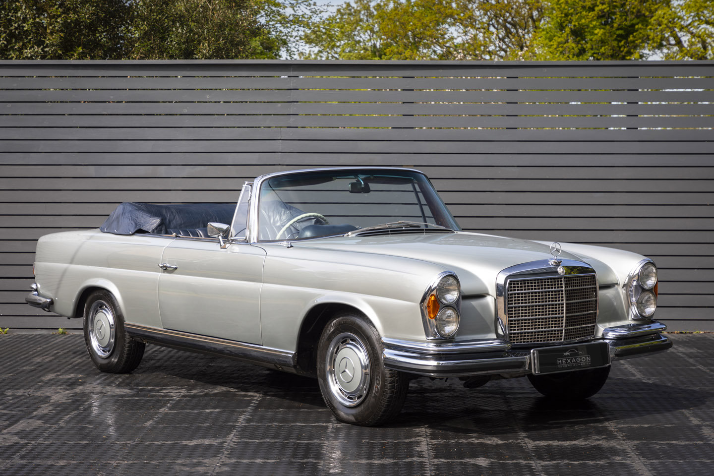 1972 Mercedes-Benz 280 SE Cabriolet 3.5 For Sale (picture 1 of 6)