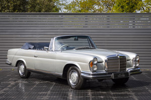 1972 Mercedes-Benz 280 SE Cabriolet 3.5 For Sale