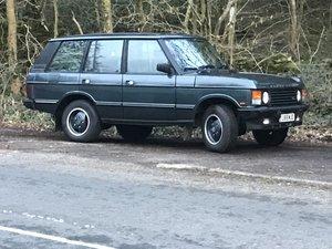 1993 Range Rover Vogue SE Petrol 3.9 ltr For Sale