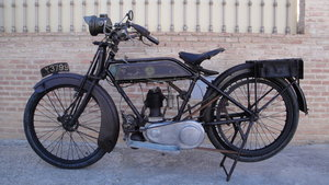 COVENTRY EAGLE 300cc JAP ENGINE YEAR 1916 For Sale