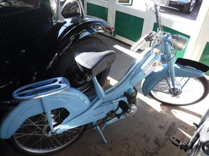 **MARCH AUCTION**1960 Mobylette Moped SOLD by Auction