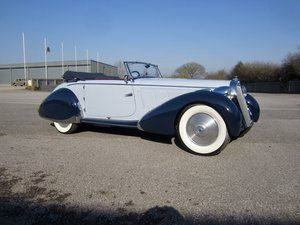 1938 Talbot Lago T23 Roadster For Sale