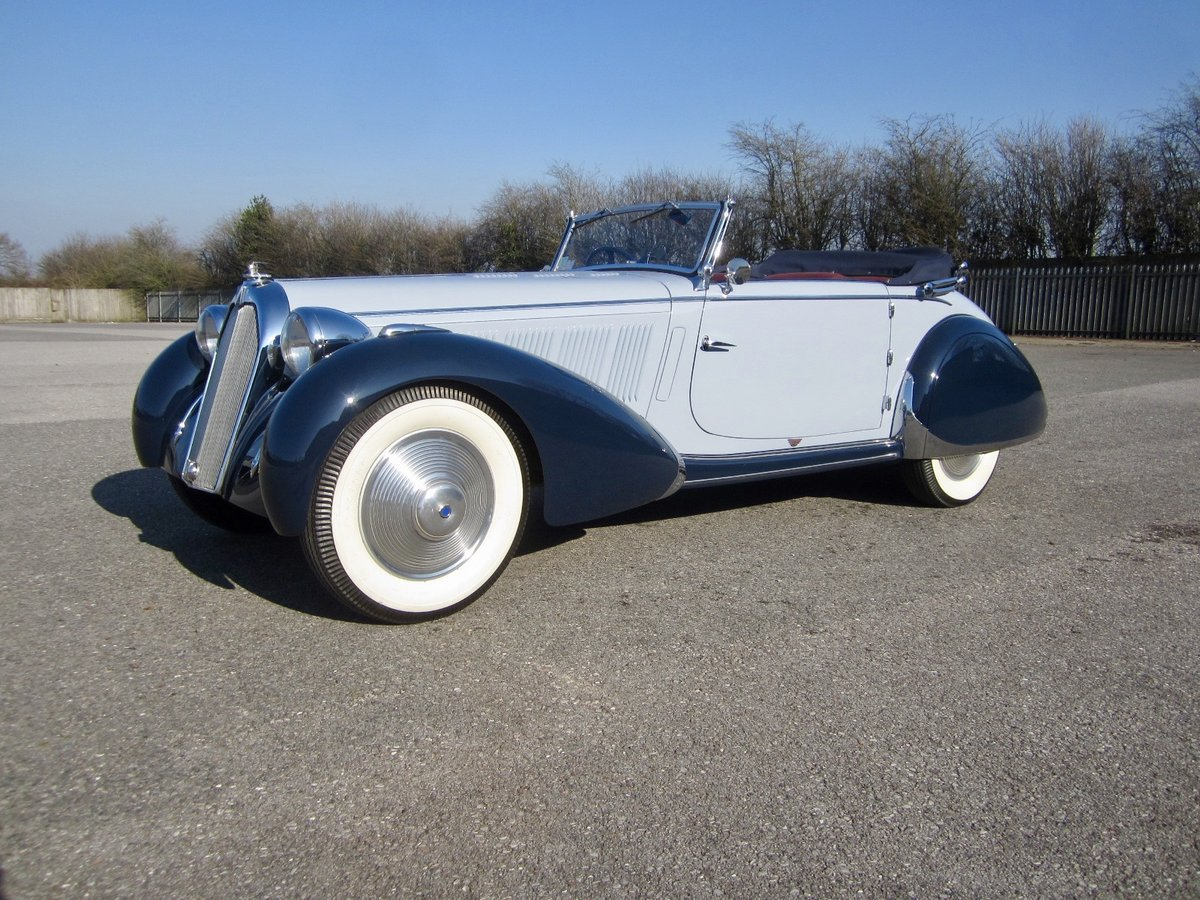 1938 Talbot Lago T23 Roadster For Sale (picture 2 of 6)
