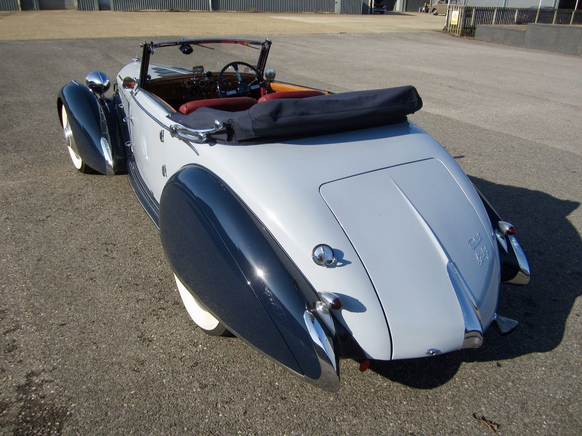 1938 Talbot Lago T23 Roadster For Sale (picture 3 of 6)