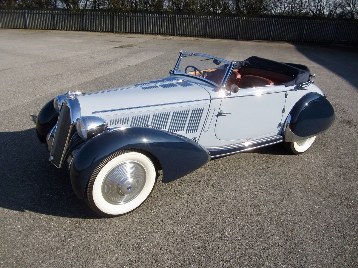 1938 Talbot Lago T23 Roadster For Sale (picture 4 of 6)