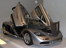 1995 McLaren F1 = very Rare coming soon For Sale (picture 1 of 6)