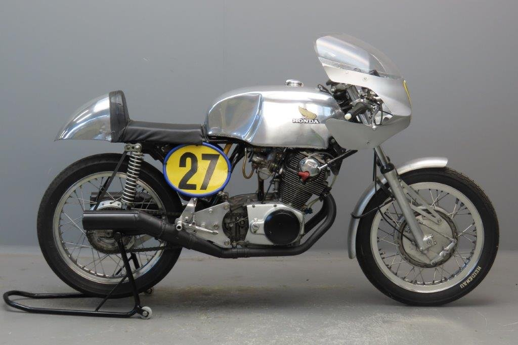1963 Fick Honda 500cc Racer For Sale (picture 1 of 6)