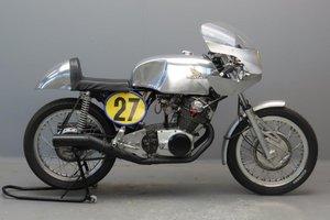 1963 Fick Honda 500cc Racer