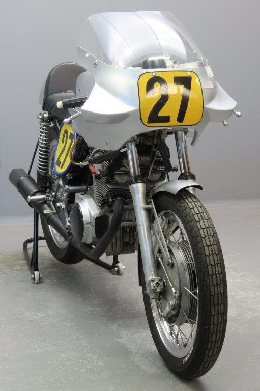 1963 Fick Honda 500cc Racer For Sale (picture 4 of 6)