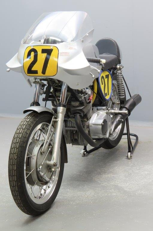 1963 Fick Honda 500cc Racer For Sale (picture 5 of 6)