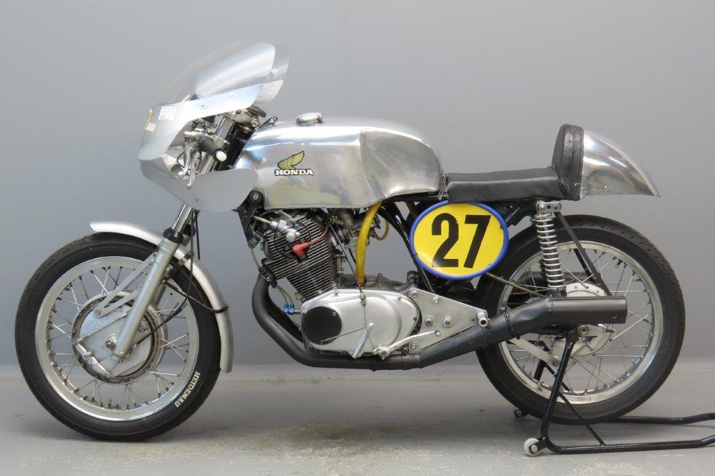 1963 Fick Honda 500cc Racer For Sale (picture 6 of 6)