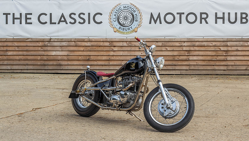 2015 GLADSTONE MOTORCYCLES NO1. BY HENRY COLE For Sale (picture 1 of 6)