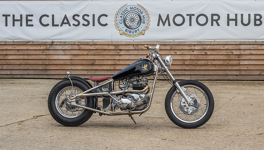 2015 GLADSTONE MOTORCYCLES NO1. BY HENRY COLE For Sale (picture 2 of 6)