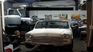 1971 Mini 850 Leyland For Sale