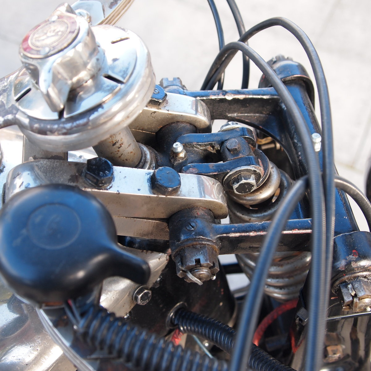 1931 Dresch 500 Monobloc 2 Cylinder, Super Rare. For Sale (picture 3 of 6)