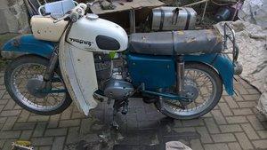1962                     MZ TROPHY 125