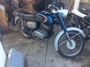 Barn find Cz 125 sport 1973 runs spares or repairs For Sale