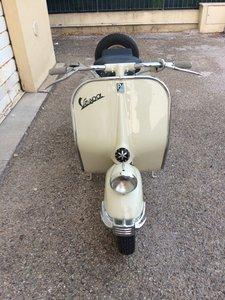 Piaggio VN2T 1956