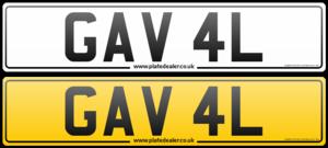 GAV 4L For Sale