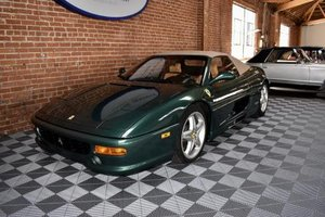 1999 Ferrari 355 F1 Auto Spider = Go Green(~)Tan $69.5k For Sale