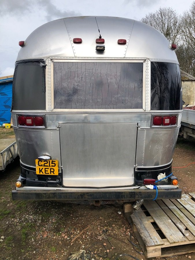 AIRSTREAM GMC 290 Registered 1997 For Sale (picture 2 of 6)
