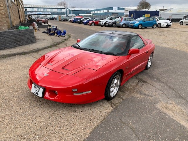 1997 trans am v8 5.7 For Sale (picture 1 of 6)